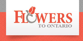Flowers to Ontario Canada Delivery