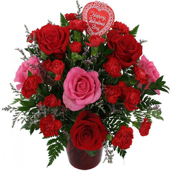 I Love You Flowers Flowers To Ontario Canada Delivery